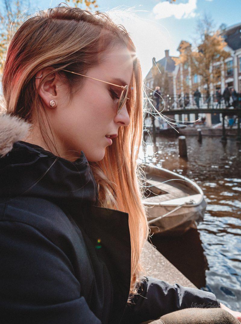 Maren Amsterdam Portrait